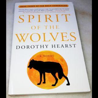Spirit of the wolves by Dorothy Hearst