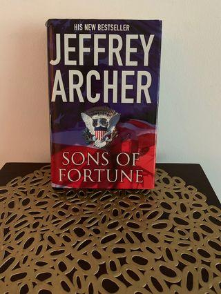 "Book : Jeffrey Archer's ""Son of Fortune"""
