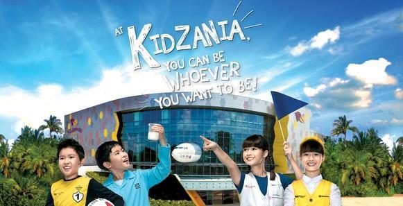 Kidzania Child Promotion 🎉🎉🎊🎊🎊