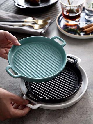 Ceramic Baking Plates