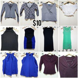 Ladies Tops & Dress clearance