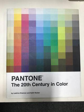 🚚 Pantone The 20th Century in Color
