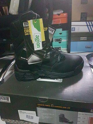 Magnum Stealth Force 8.0 (Full Leather)