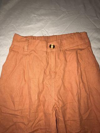 cuffed longpants