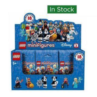 LEGO 71024 Disney Minifigures Box of 60 Sealed