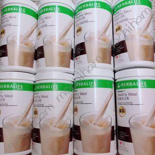 Herbalife康寶萊營養蛋白素代餐減肥 shake📞WhatsApp:59229646