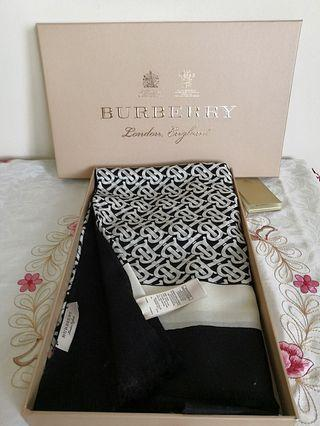 Authentic Burberry Black
