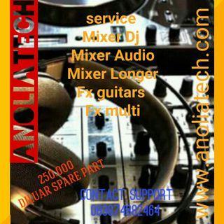 Repairtment Mixer Dj and Audio
