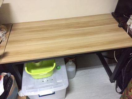木桌,木櫃