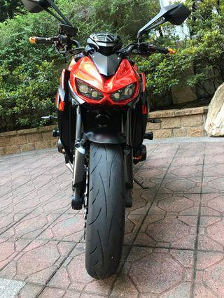 Kawasaki z1000(ABS)