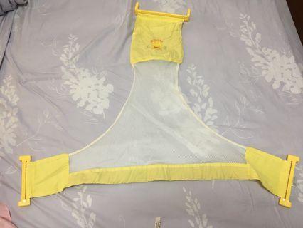 🚚 黃色小鴨沐浴網床