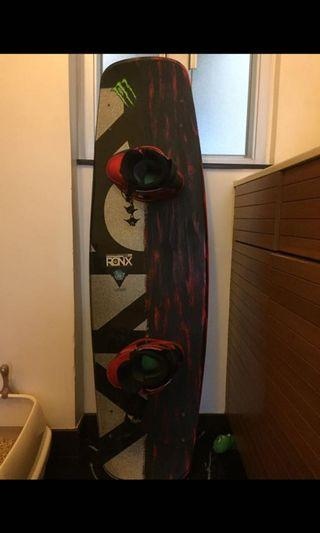 For wakeboard Ronix 134cm