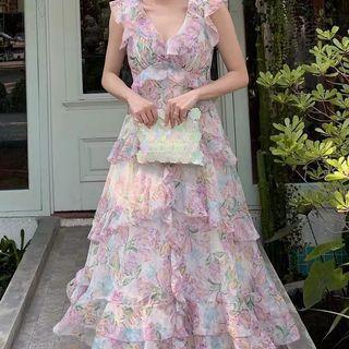 Dreamy Flower dress
