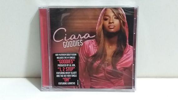 全新 2004年 美版 CIARA GOODIES CD