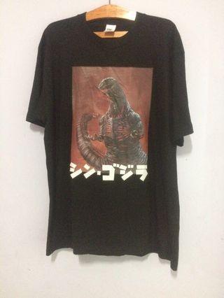 The Godzilla tshirt