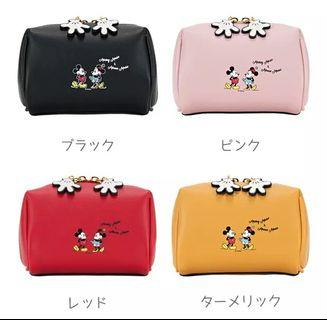 Disney Mickey Mouse Pouch 化妝袋