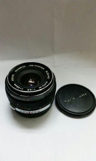 Olympus 28mm f3.5 Zuiko