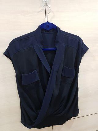 🚚 Dark Blue top