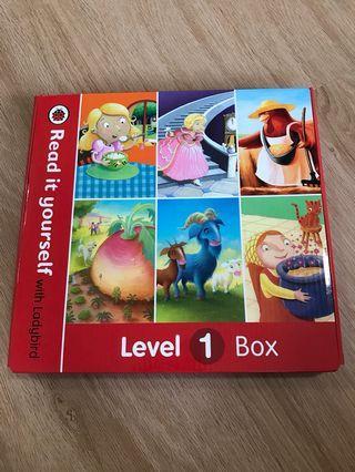 🚚 Ladybird books (Level 1)