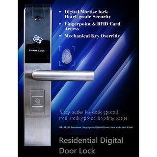 Residential Smart Door Lock