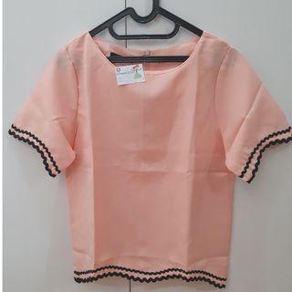 NEW : TOP pink - bangkok