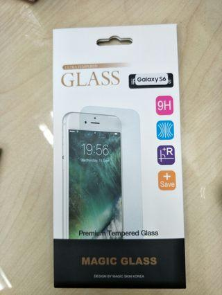 Samsung S6 Tempered Screen