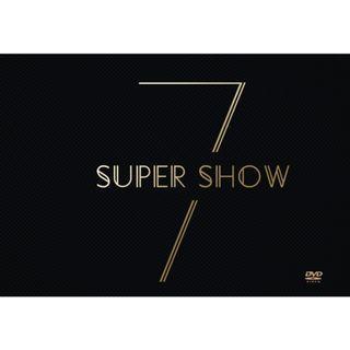 SUPER JUNIOR SUPER SHOW 7 DVD