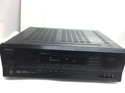 Onkyo AV receiver TX-SR501