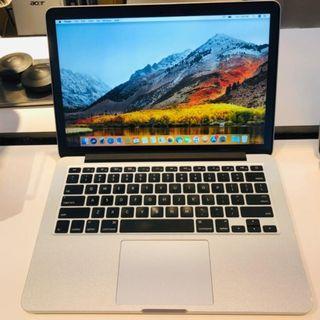 Pre-Owned MacBook Pro 13-inch RETINA Mid 2014 16GB RAM / 1TB STORAGE