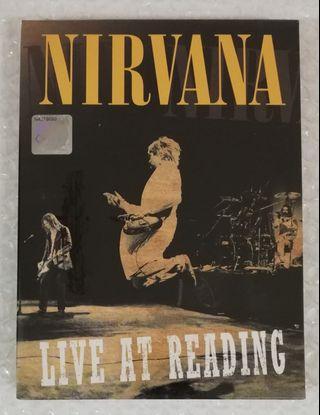 Nirvana - Live at Reading_DVD