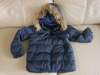 Uniqlo jacket - size 130