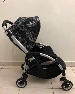 MARK DOWN Bugaboo bee 5 with limited edition canopy