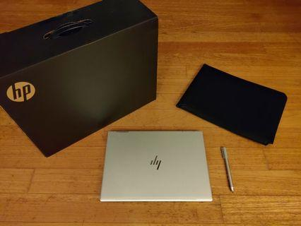 [120Hz Display] HP Spectre x360 Convertible 13-ae79TU USB-C Charging
