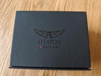 🚚 Brand New Aviator F Series Watch for Sale!