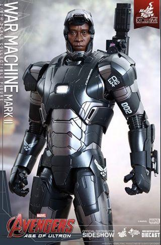 Hot Toys War Machine AOU 2.0 (exclusive version)