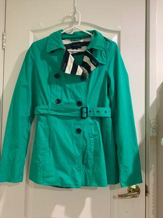 Emerald double breasted coat (12)