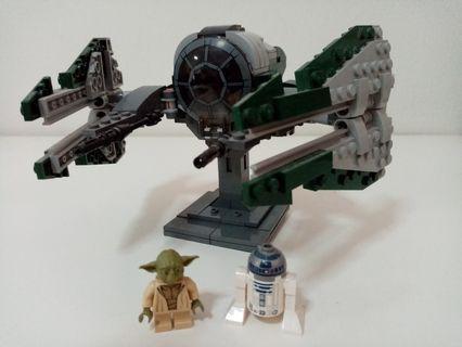 As show original lego set