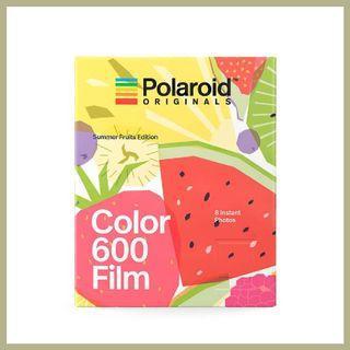 Polaroid Originals - 600 即影即有菲林相紙彩色 夏日水果彩色框 Summer Fruits Edition
