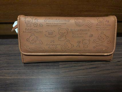 🚚 Official rilakkuma Long wallet