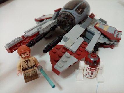 Original star wars set as shown