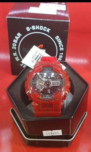 GA-110CR-4A | SPECIAL COLOR MODELS | G-SHOCK |