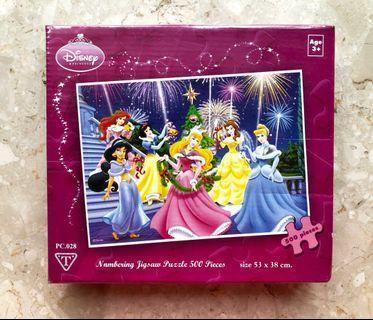 Disney Princess 500 pieces puzzle