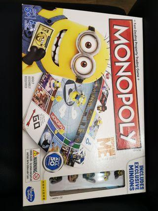 Monopoly Despicable me minions