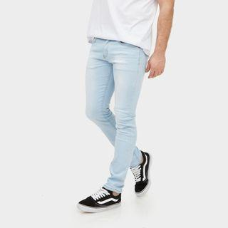 Fade Washed Jeans