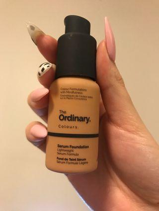 The ordinary serum foundation 3.0Y