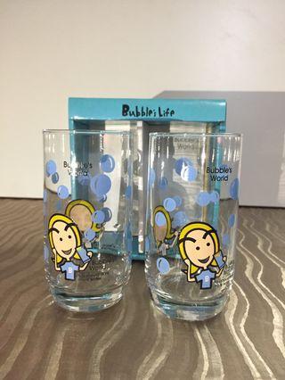 🚚 設計師品牌玻璃杯兩入