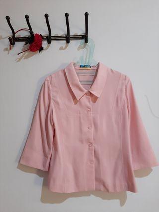 Chanleen Pink Top