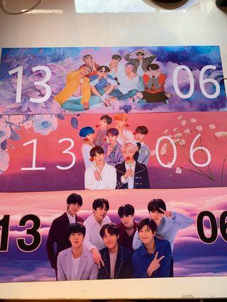 BTS banners