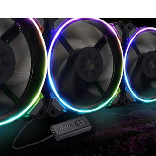 [NEW] INWIN SIRIUS LOOP PACK PC RGB FANS