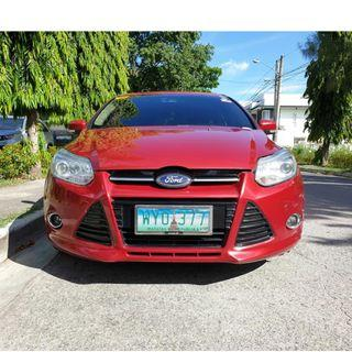Ford Focus 2013 Sports Automatic Casa Maintained